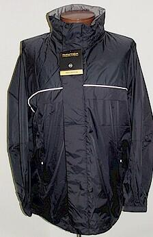 ATHLETIC WEAR NAUTICA RIPSTOP PARKA G05140-010 BLACK 2XL TALL #299660