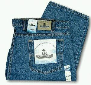 JEANS GRAND RIVER DENIM RELAXED FIT 181T BLUE 48 36 #339647