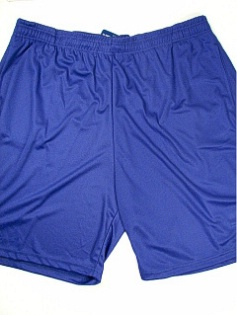 ATHLETIC WEAR RUSSELL DRI-POWER SHORT RSDP616 ROYAL 6XL BIG #045292