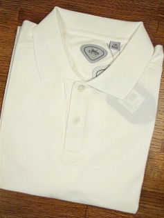 SPORTSHIRT SS KNIT CALLAWAY GOLF DRYSPORT POLO 16225 WHITE 2XL TALL #287940
