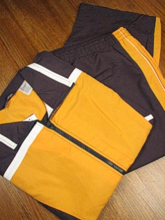 ATHLETIC WEAR LD SPORT MICROFIBER JOG SET 3300-552 CHARCOAL 2XL BIG #244062