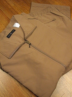 ATHLETIC WEAR CTTON TRADERS MICRO-FIBER JOG SUIT 3300-150X TAUPE 6XL TALL #254753