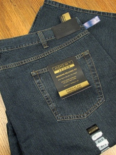 JEANS AXIST 5-POCKET JEAN 36SBBT72 DARK 44 34 #009405
