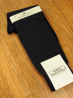 HOSIERY BRUNO PIATTELLI KING SIZE SMOOTH SKX-843 BLACK   #319681