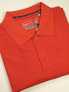 SPORTSHIRT SS KNIT CUTTER BUCK CHAMPIONSHIP POLO BCK01263-SPC SPICE 3XL TALL #294328