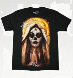 POCKET TEES SULLEN ART PREY PREY BLACK 4XL BIG #183927