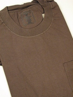 POCKET TEES FOXFIRE BIOWASH POCKET TEE K490-Y LODEN 7XL BIG #097499