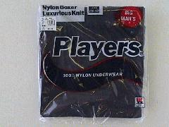 UNDERWEAR CHRISTOPHER HART       RB NYLON TRICOT BOXER BOXER NAVY 6XL BIG #198235